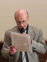 Brescia 12-03-2011 Rev. Luigi Brambani